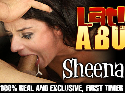 Latina Abuse Starring Sheena Ryder