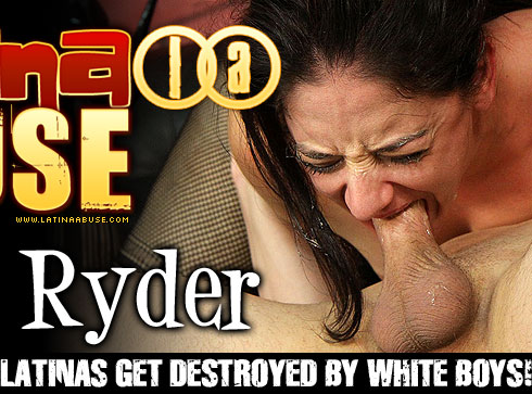 Sheena Ryder Destroyed On Latina Abuse